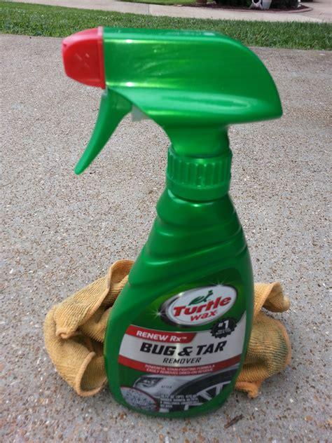 Turtle Wax Bug Tar turtle wax bug tar remover pontiac parts