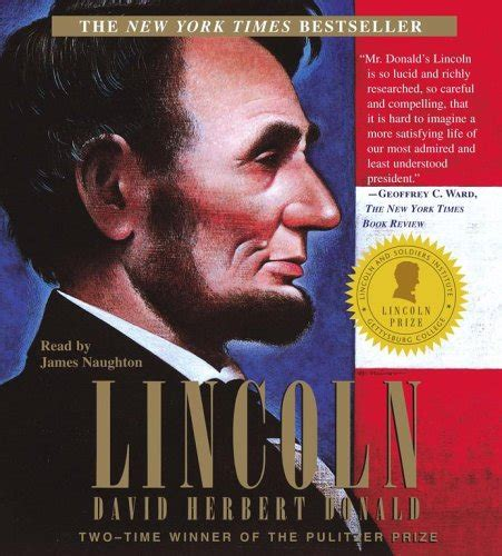Pdf Lincoln David Herbert Donald lincoln david herbert donald audiobook