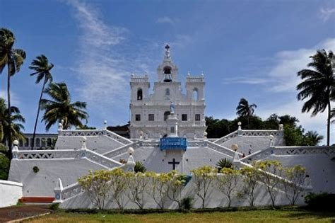 Marvelous Christian Churches In India #1: 7560029-catholic-church-in-goa-india-picture-taken-during-the-sunny-day3.jpg