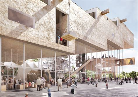 Home Design Plaza In Ta | gallery of nl architects shortlisted to design arta