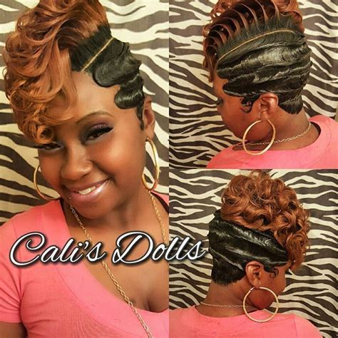 fingerwaves quickweave scstylist nohairout sexy