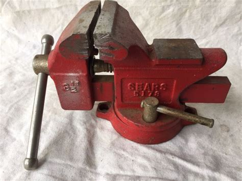 good bench vise sears vise shop collectibles online daily