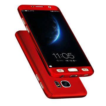 360 Protection Karakter Samsung A3 2017 Free Tempered Glass 1 bakeey 360 degree protection with tempered glass for samsung galaxy a3 a5 a7