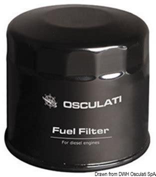 treibstofffilter fuer motoren volvo penta benzin oe