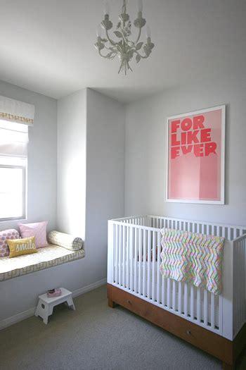 amy  westport crib contemporary nursery benjamin