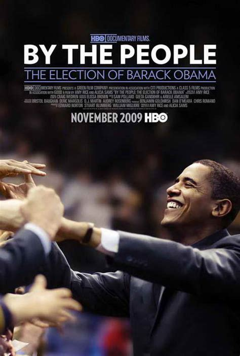 By The People The Election Of Barack Obama 2009 Imdb | by the people the election of barack obama movie posters