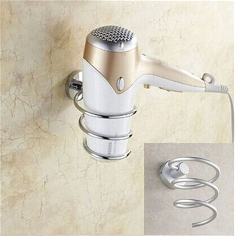 Diy Wall Mount Hair Dryer Holder best 25 hair dryer holder ideas on hair dryer
