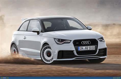 ausmotive 187 limited edition audi a1 quattro revealed