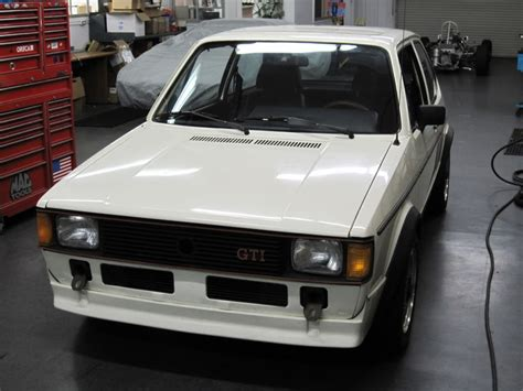 Craigslist For Sale by Low Mileage 1983 Vw Gti On Craigslist German Cars For