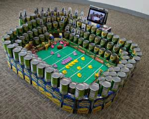 Canned Food Sculpture Ideas 28 simple canstruction ideas canstruction art