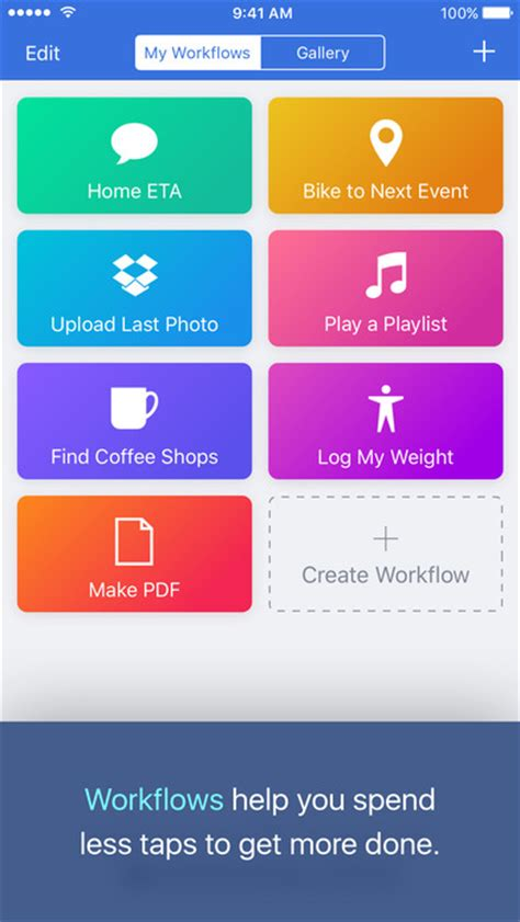 workflow for apps workflow powerful automation made simple on the app store