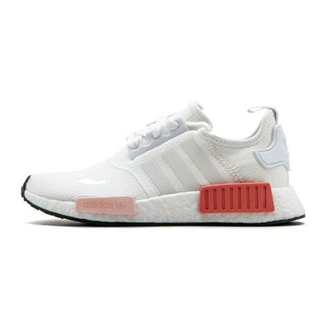 new adidas nmd r1 w pk runner ultra boost s running shoes white pink