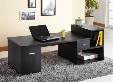 tv stand with desk modular tv console office desk modern entertainment