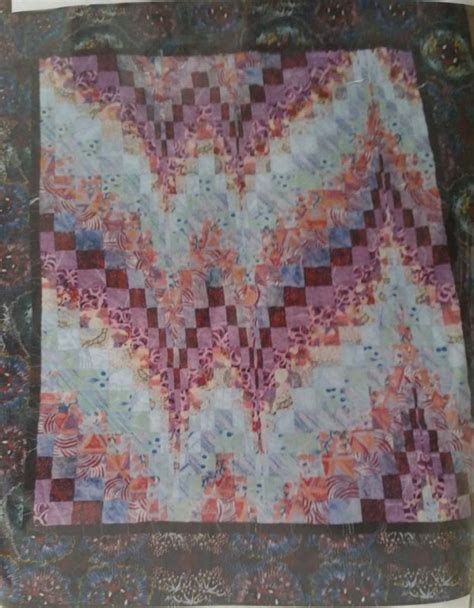 Quilt Kits Australia by Australian Spirit Bargello Quilt Kit 1403384347