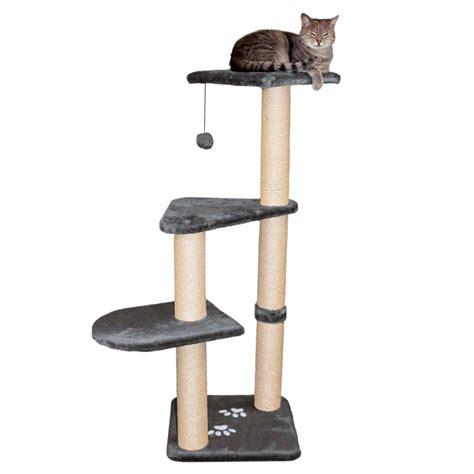 cat tree trixie dreamworld altea platinum gray cat tree petco