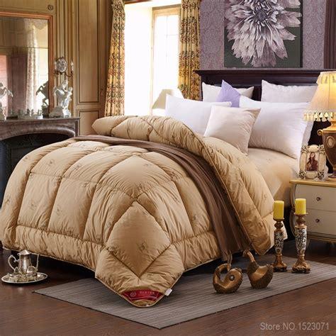 wool comforter max 4 7kg winter camel hair wool quilt luxury thicken