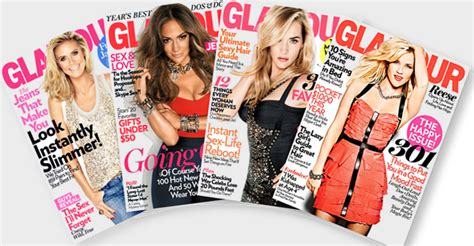 Glamour Magazine Giveaways - glamour magazine subscription 5 00 year addictedtosaving com