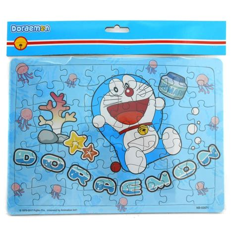 Mainan Anak Violin Frozen doraemon puzzle large happy toko mainan