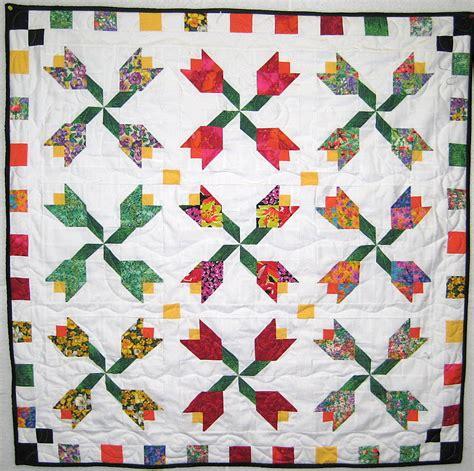 flower design quilt flower quilt pattern