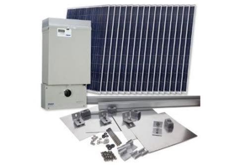 home solar panel kits come to costco earthtechling