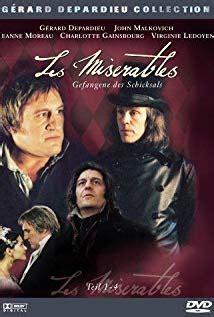 gerard depardieu in les miserables les mis 233 rables tv mini series 2000 imdb