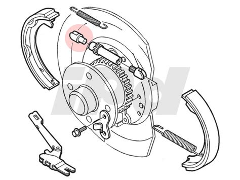 repair anti lock braking 1998 volvo v70 parking system volvo parking brake adjuster link claw p80 850 s70 v70 c70 121426 30793438 6546004 9157213 3546004