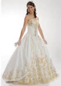 white gold wedding dresses a wedding addict light gold soft wedding dress