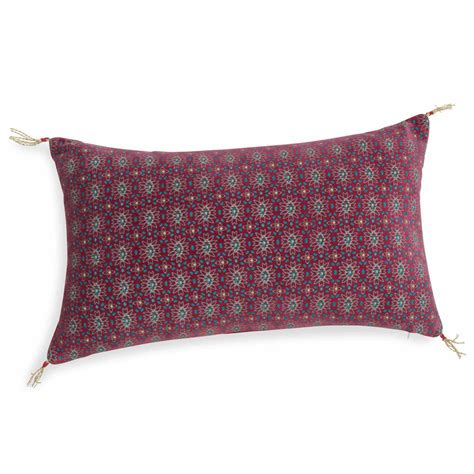 fodera cuscini fodera di cuscino in velluto 30 x 50 cm duong maisons du