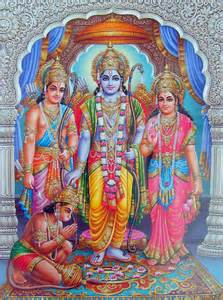 Lord rama is one of the most commonly adored gods of hindus and is