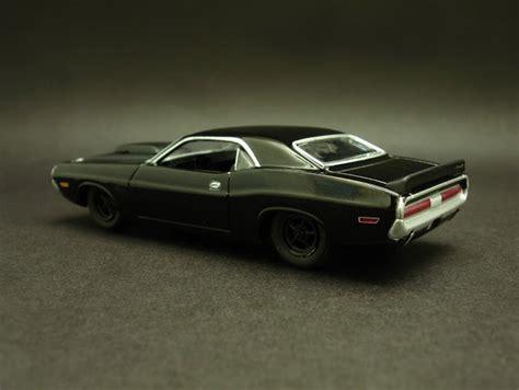 Greenlight Dodge Challenger 2011 diecast hobbist 1970 dodge challenger t a