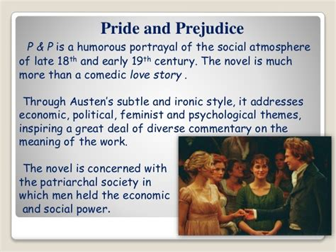 important themes in pride and prejudice jane austen 2