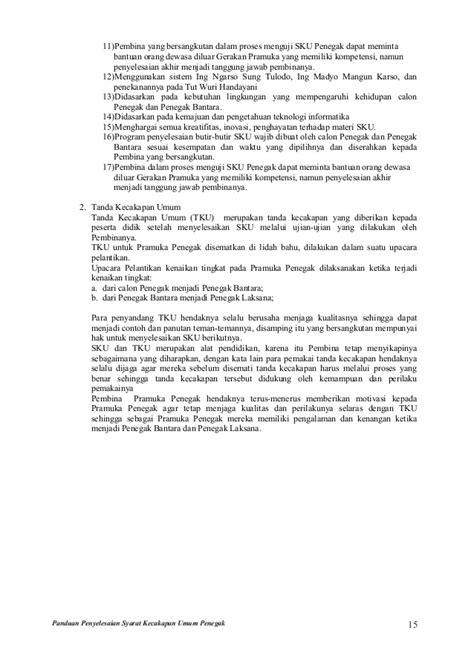 Panduan Merawat Jenazah panduan penyelesaian sku penegak