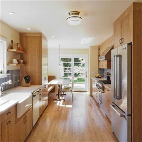 narrow kitchen ideas narrow kitchen design pictures remodel decor and ideas