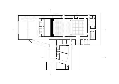 Floor Plan House galeria de casa das artes future architecture thinking 21