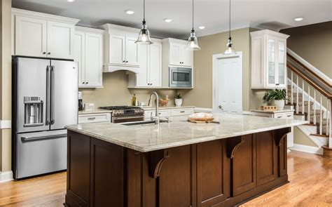 fusion chestnut kitchen cabinets gallery in stock today cabinets