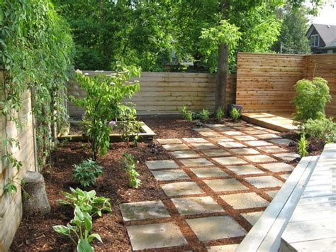 Backyard Ideas Center Peaceful Drought Resistant Patio With An Asian Flare