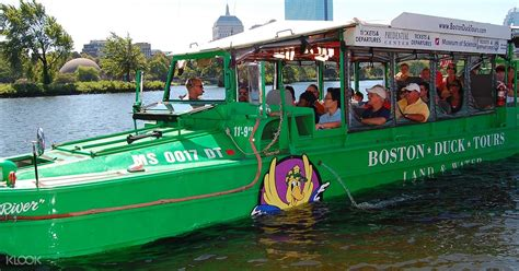 boston duck boat tours promo code boston duck tours klook
