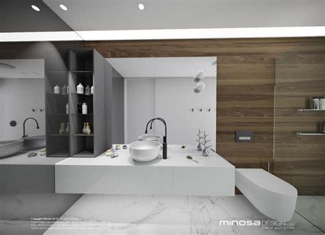 design bathrooms minosa luxury bathroom design by minosa