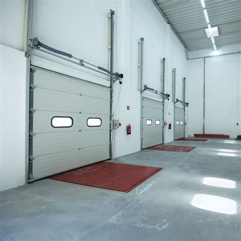 Sectional Overhead Garage Door Sectional Doors Industrial Sectional Doors Sc 1 St Technocrats Security Systems Limited