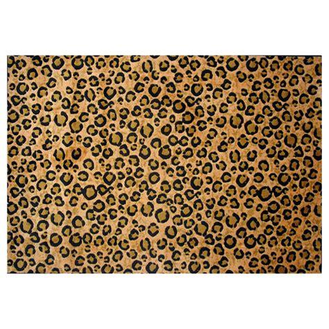 a skin rug dreamfurniture l a rugs leopard skin rug