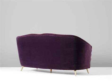purple velvet sofa for sale italian purple velvet sofa for sale at 1stdibs