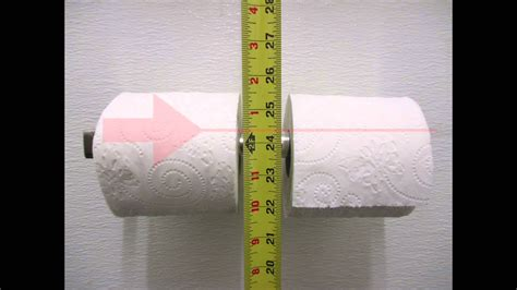 placement of toilet paper holders in bathrooms how to measure the height of an open style toilet paper