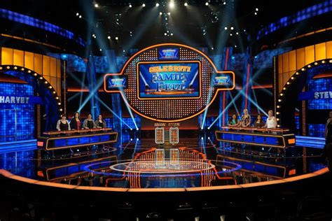 what is celebrity family feud survey says celebrity family feud is a must see