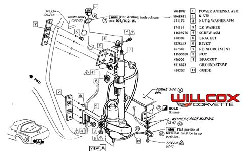 1979 corvette wiring diagram 79 corvette antenna wiring diagram wiring diagram with