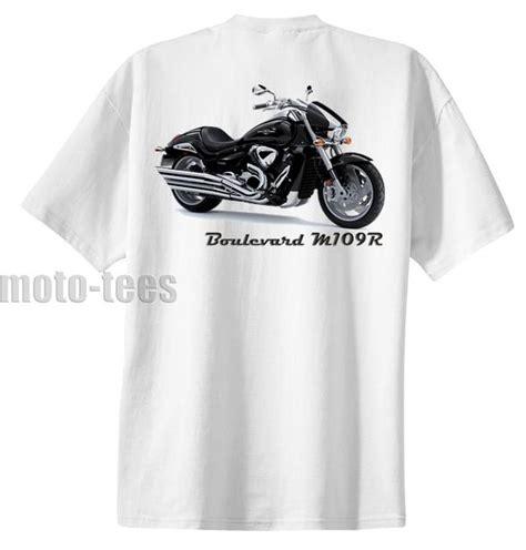 Suzuki Boulevard Apparel Suzuki Boulevard M109r Tshirt Custom Motorcycle Shirt Ebay