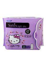 Softex Comfort Slim 36cm 6 laurier pembalut wanita 6 s relax bag 35cm