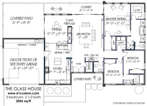 modern floorplans free contemporary house plan free modern house plan the