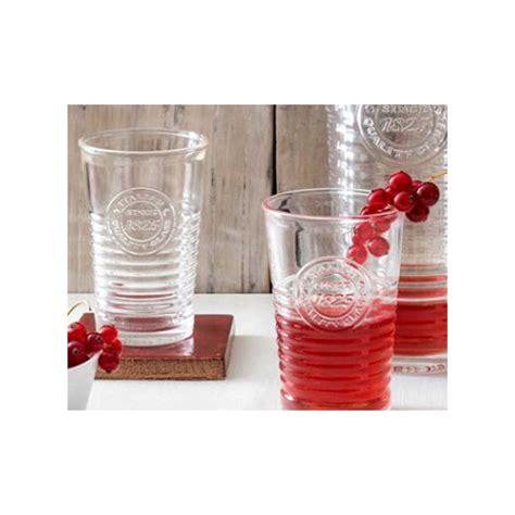 bormioli bicchieri outlet bicchiere officina bormioli in vetro cl 32 5 316842