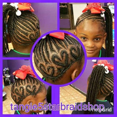 Short Braid And Ponytails Designs Kids | short braid and ponytails designs kids 1010 best images