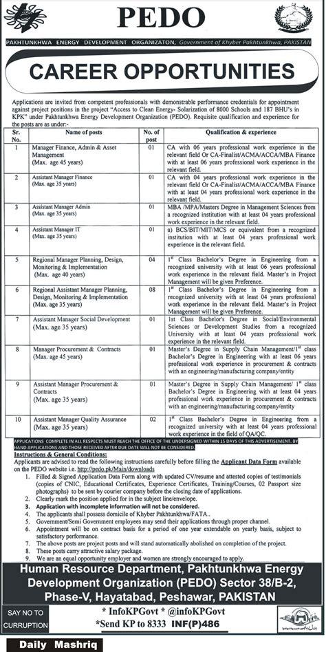 Http Careers Nestleusa Real Opportunities Mba Marketing by Pakhtunkhwa Energy Development Organization Pedo 2018